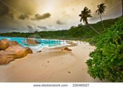 stock-photo-the-beach-with-white-sand-on-seychelles-22046527