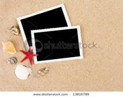 stock-photo-pictures-in-a-beach-concept-vacation-memories-13816789