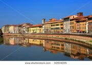 stock-photo-old-architecture-and-river-arno-pisa-italy-62934205