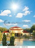 stock-photo-big-summer-house-with-swimming-pool-in-summer-35080759