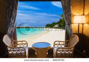 stock-photo-hotel-room-and-tropical-landscape-vacation-concept-background-48609781