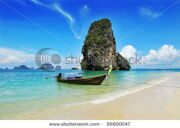 stock-photo-exotic-landscape-in-thailand-railay-beach-in-krabi-56600047